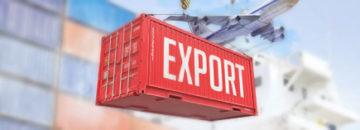 Оформление экспорта
