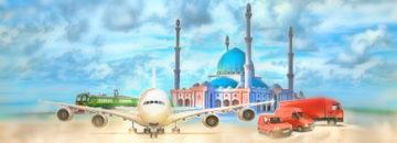 Перевозка в Ашхабад от лидера рынка