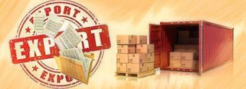 оформление документов на экспорт товаров